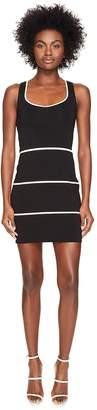 Moschino Color Blocked Sweater Dress Women's Dress