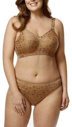 ELILA Elila Jacquard Softcup Full Coverage Bra