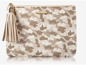 GiGi New York Aio Sand Clutch
