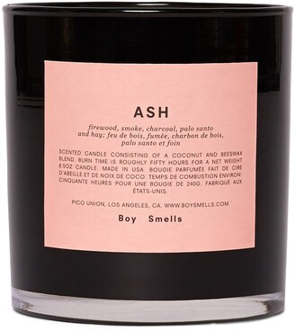 Ash (アッシュ) - Boy Smells Ash Scented Candle