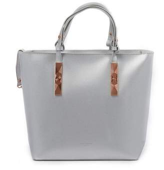 Ted Baker Jaceyy Adjustable Handle Leather Shopper