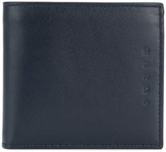 Marni embossed bi-fold wallet