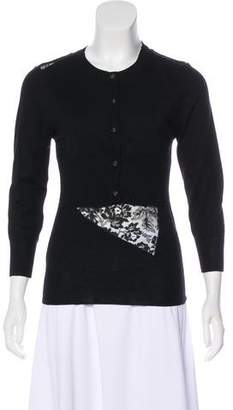 Nina Ricci Cashmere Knit Sweater