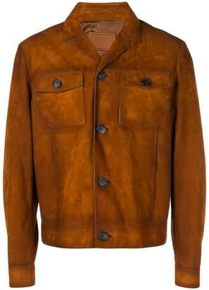 Prada casual suede jacket