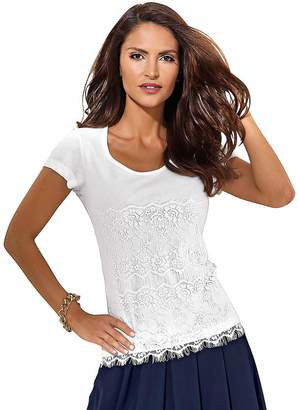 Creation L Lace Front Top