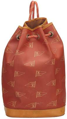Louis Vuitton Cloth Backpack