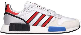 adidas Grey Fabric Risingstarxr1 Sneakers
