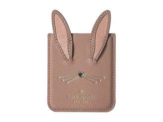 Kate Spade Rabbit Sticker Pocket