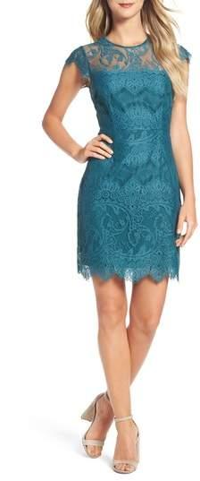 Jayce Lace Sheath Dress