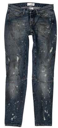 Faith Connexion Low-Rise Distressed Jeans w/ Tags