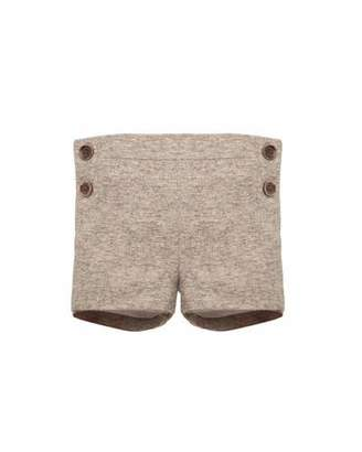 Pili Carrera Boys' Tweed Shorts, Size 12M-3T $92 thestylecure.com