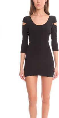 Bec & Bridge Cut-Off Dress