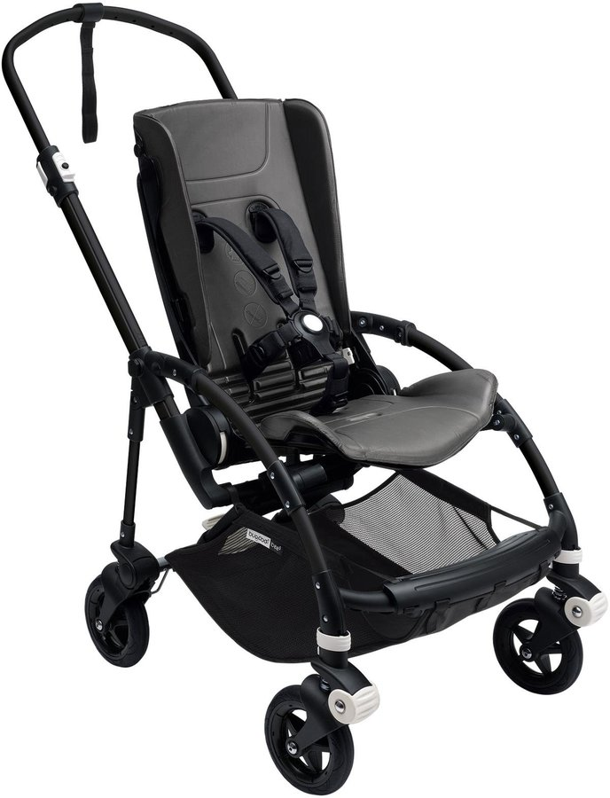 Bugaboo Bugaboo Bee5 Bee5 Stroller Base - Aluminum - One Size