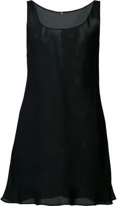 Peter Cohen long round-neck vest
