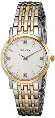 Bulova Diamonds - 98P115 $299 thestylecure.com