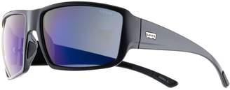 Levi's Levis Men's Polar Wrap Blue Lens Sunglasses
