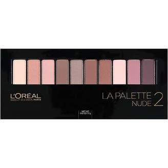 L'Oreal Paris Colour Riche La Palette Nude 2 $19.49 thestylecure.com