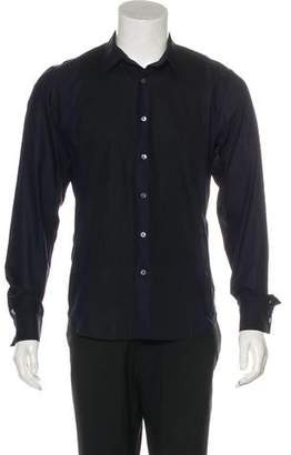Pringle Pleated Dress Shirt