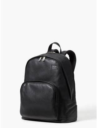Kate Spade pebbled leather backpack