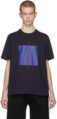 Neil Barrett Black Line Detail T-Shirt