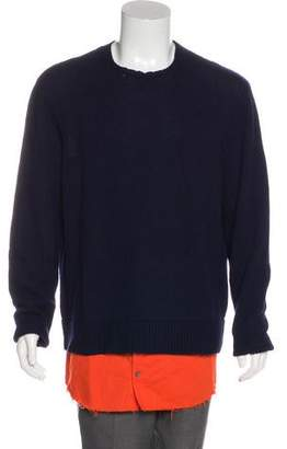 DSQUARED2 Wool & Cashmere Sweater