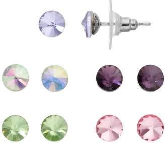 Apt. 9 Colorful Stud Earring Set