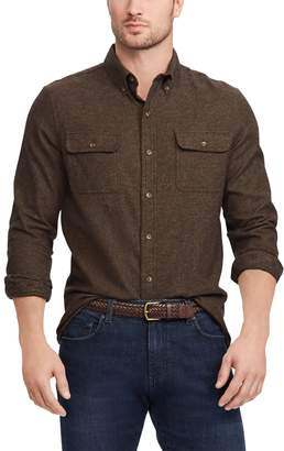 Chaps Men's Regular-Fit Work Shirt