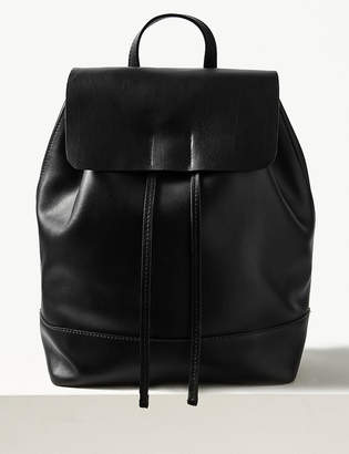 Marks and Spencer Leather Backpack