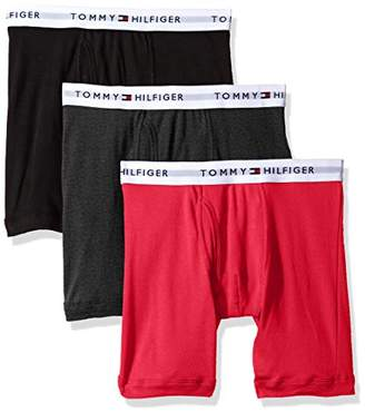 Tommy Hilfiger Men's 3-Pack Cotton Boxer Brief