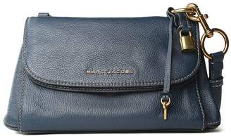 Marc Jacobs The Boho Grind Grained-leather Crossbody Bag