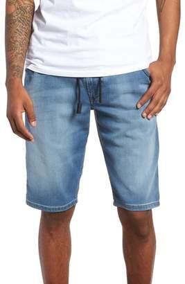 Diesel R) Krooshort Denim Shorts