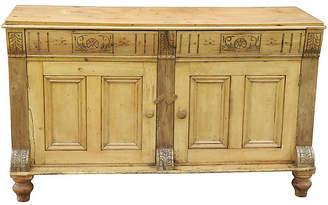 English Pine Sideboard