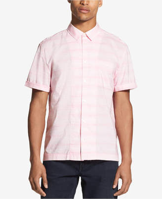 DKNY Men's Space Dyed Shirt