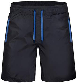 Trunks GARQEN Quick Dry Shorts Men Casual Summer Shorts Pocket Beach Breathable Shorts M