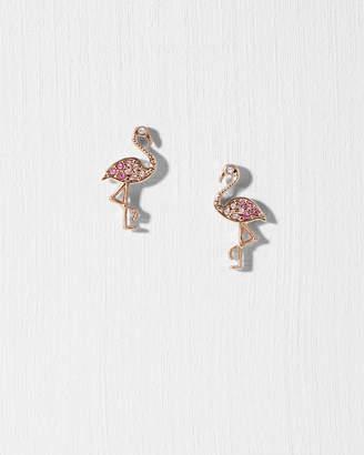 Ted Baker FAEI Flamingo earrings