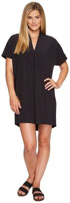 Lucy - Destination Anywhere Short Sleeve Dress Women's Dress $89 thestylecure.com