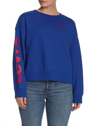 Levi's Graphic Weekend Crew Neck Sweater