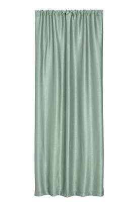 H&M Textured-weave Curtain Panel