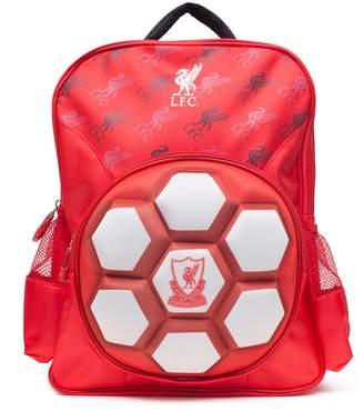Liverpool FC Raised Ball Backpack
