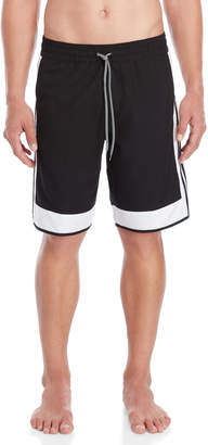 adidas Black Jumpshot Swim Shorts