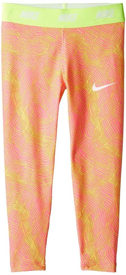 Nike Kids Dri-FIT Sport Essentials Print Legging (Little Kids)