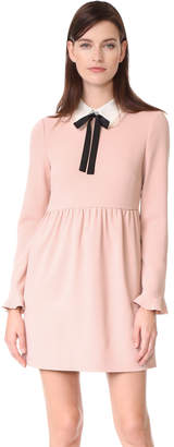 RED Valentino Collared Dress $675 thestylecure.com