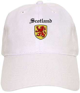 0e1301dab11fb CafePress - Scotland - Baseball Cap with Adjustable Closure