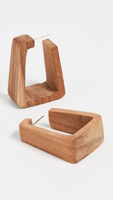 Soko Raba Wood Hoop