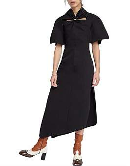 Ellery Holly Of Hollies Cinched Dress
