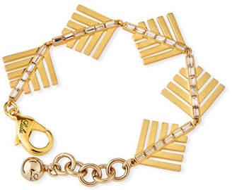 Lulu Frost Cascadia Pine Bracelet w/ Crystals