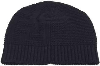 Fendi Black Wool Hats