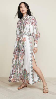 Zimmermann Ninety Six Filigree Dress