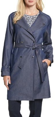 Women's Boss Calrehna Trench Coat $745 thestylecure.com