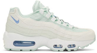 Nike Blue Air Max 95 Sneakers